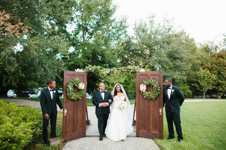 Arlington Hall wedding in Dallas